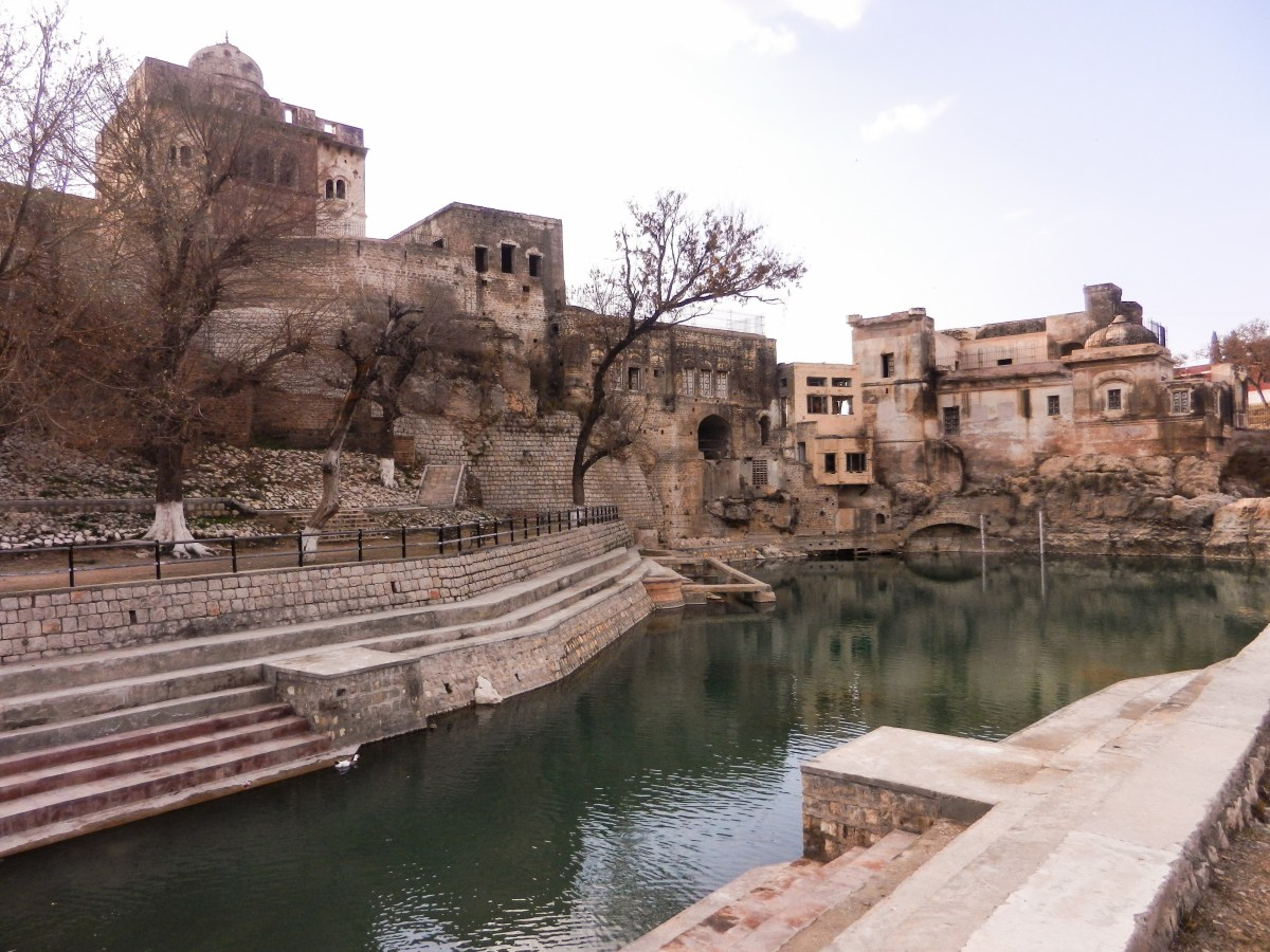 Katas Raj- One of the significant Hindu Shrines of Pakistan